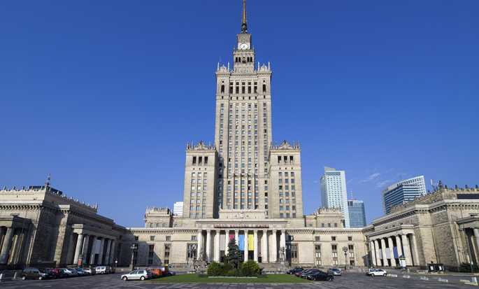 Hilton Warsaw Hotel and Convention Centre, Polen – Museum